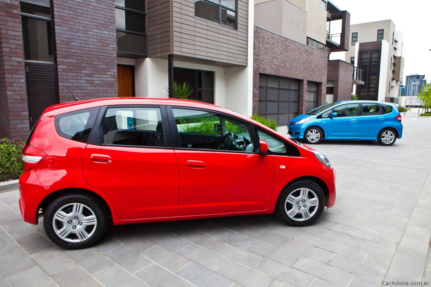 2011 Honda Jazz Facelift On Sale In Australia Photos 1