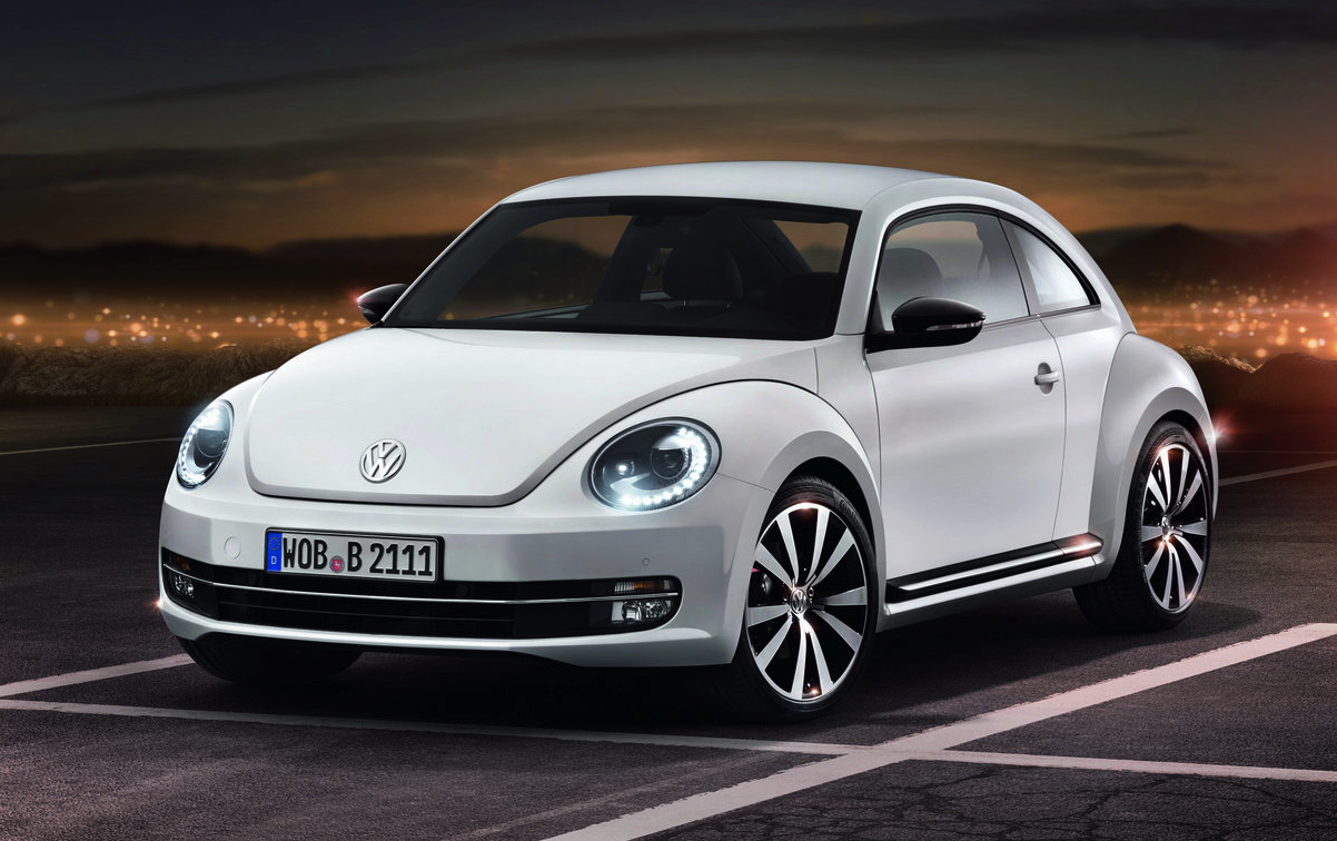 2012 Volkswagen Beetle Unveiled At Auto Shanghai 2011 Photos 1 Of 8