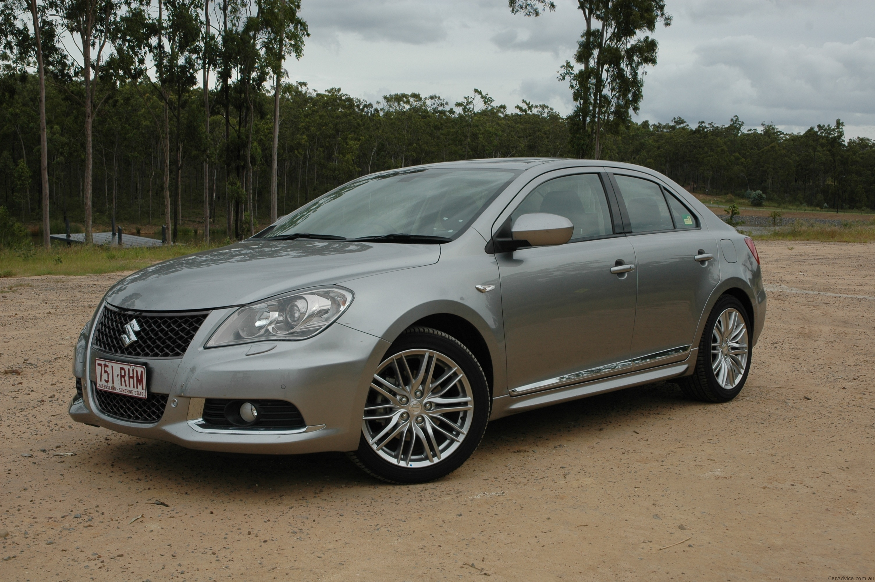 suzuki kizashi sport awd review caradvice. Black Bedroom Furniture Sets. Home Design Ideas