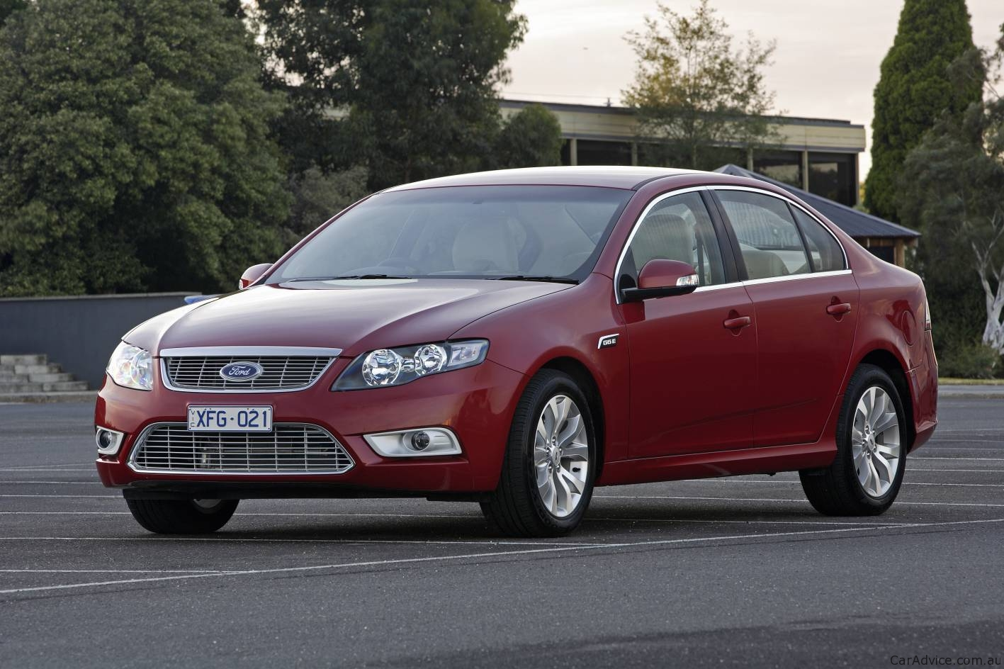 2011 Toyota Corolla For Sale >> 2011 Ford Falcon EcoLPi LPG on sale mid-year - Photos (1 of 5)