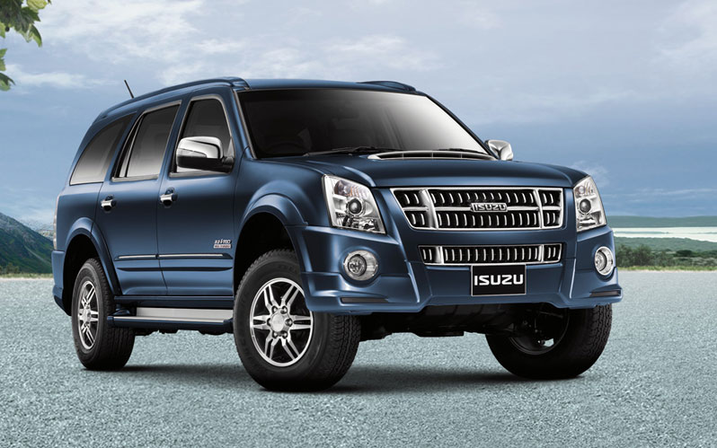 Isuzu Ute Australia Planning New D Max Based Suv Photos 1 Of 7