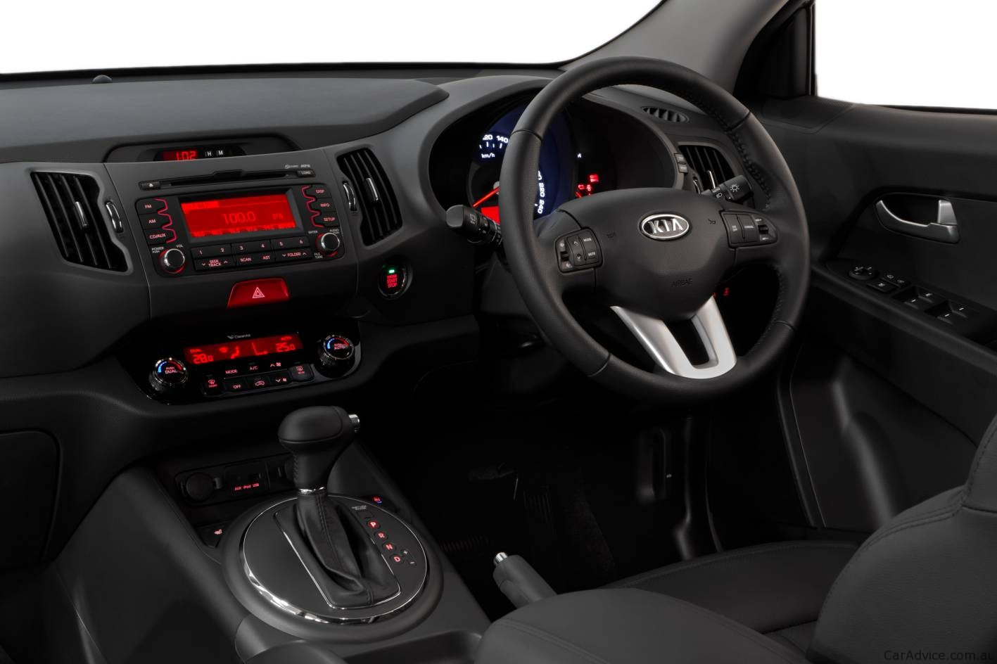 Color me curious the secrets behind the kia sportage colors - 2012 Kia Sportage Update On Sale In Australia