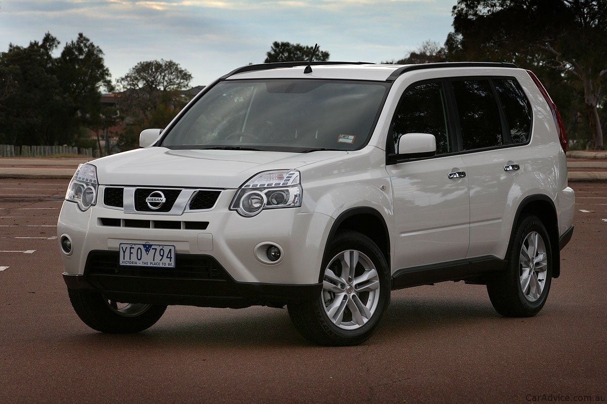 nissan x trail 2wd review caradvice. Black Bedroom Furniture Sets. Home Design Ideas