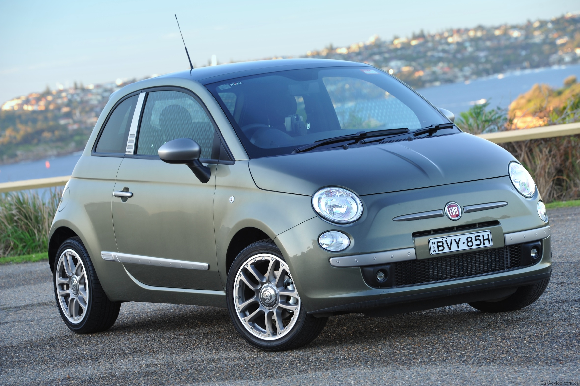 2011 Fiat 500 Diesel On Sale In Australia But It S Not