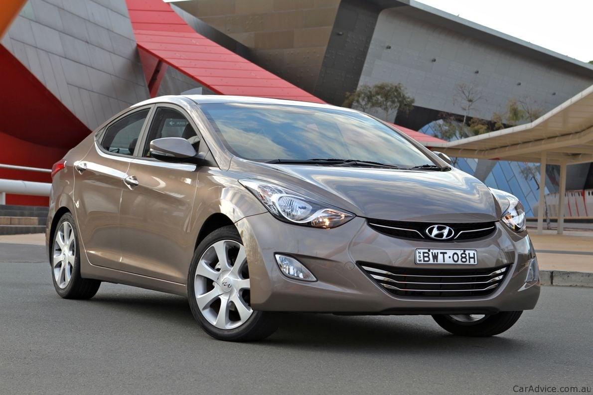 2012 Hyundai Elantra Review Caradvice