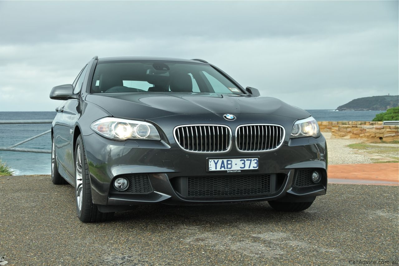bmw 520d touring review caradvice. Black Bedroom Furniture Sets. Home Design Ideas
