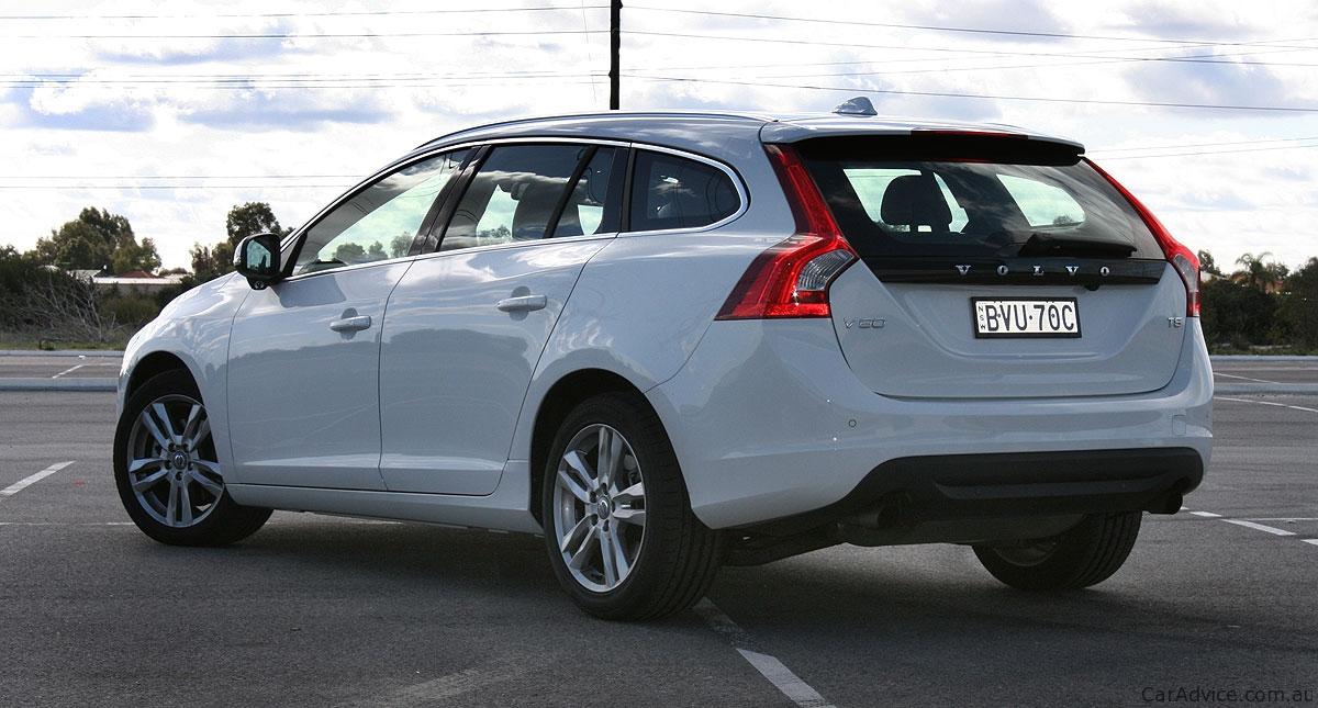 Volvo V60 T5 Review | CarAdvice