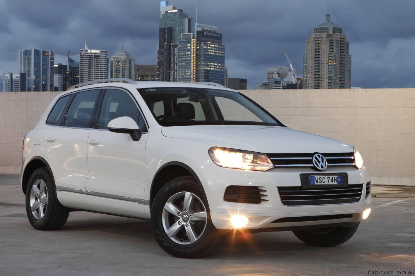2012 Volkswagen Touareg At Australian International Motor