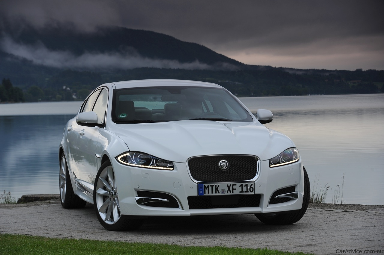 2012 Jaguar Xf Review Caradvice
