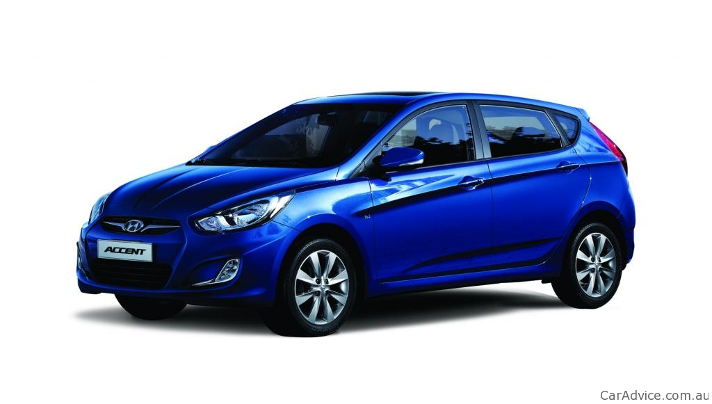 2012 hyundai accent pricing and specifications for australia photos 1 of 13. Black Bedroom Furniture Sets. Home Design Ideas