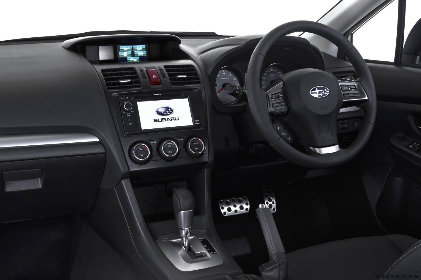 2012 subaru impreza at australian international motor show. Black Bedroom Furniture Sets. Home Design Ideas