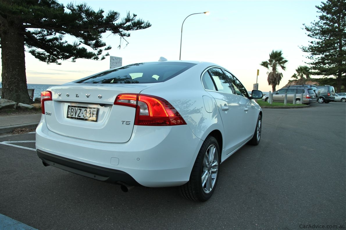 Volvo S60 T5 Review | CarAdvice
