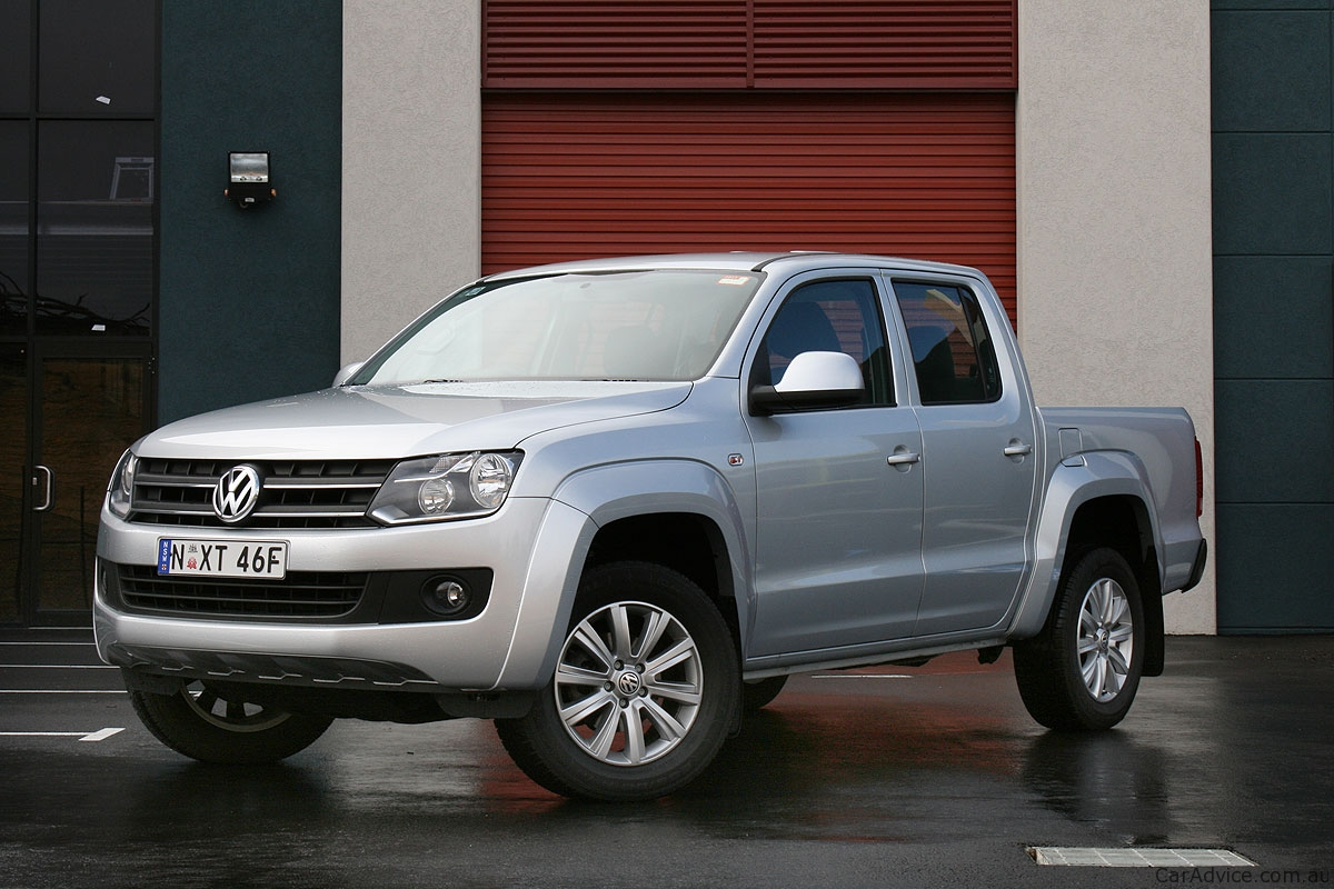 Volkswagen Amarok Off Road Review Caradvice