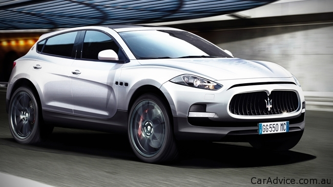 Maserati Suv Headed For Frankfurt Show Two New Sedans In The