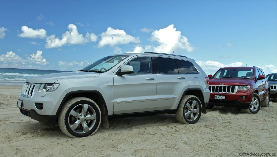 jeep grand cherokee diesel review caradvice. Cars Review. Best American Auto & Cars Review