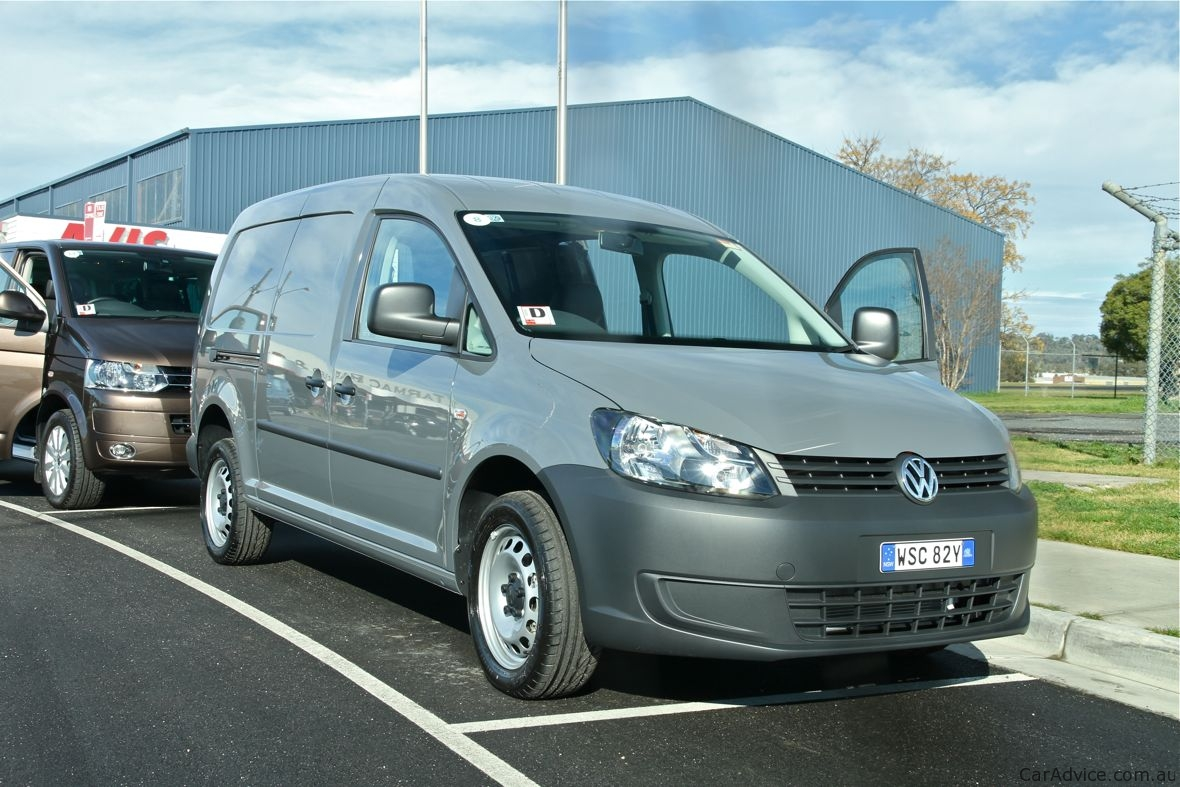 volkswagen caddy 4motion review caradvice. Black Bedroom Furniture Sets. Home Design Ideas