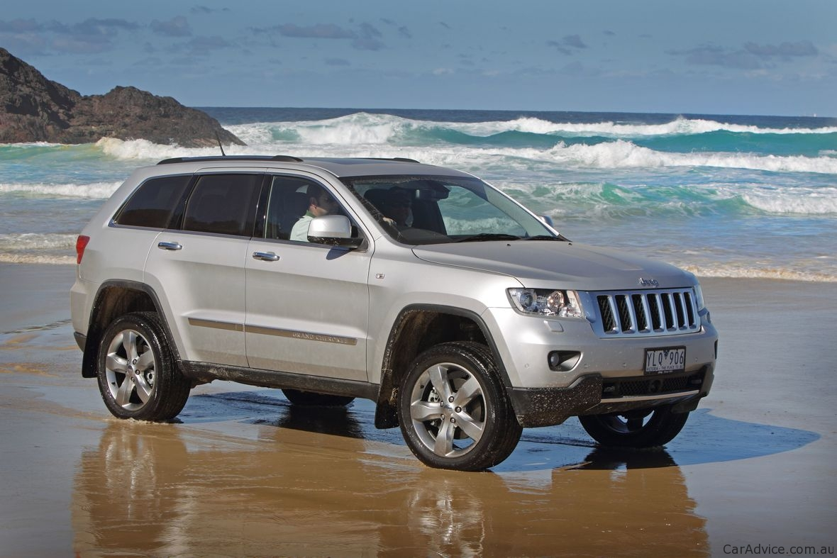 jeep grand cherokee diesel review caradvice. Black Bedroom Furniture Sets. Home Design Ideas