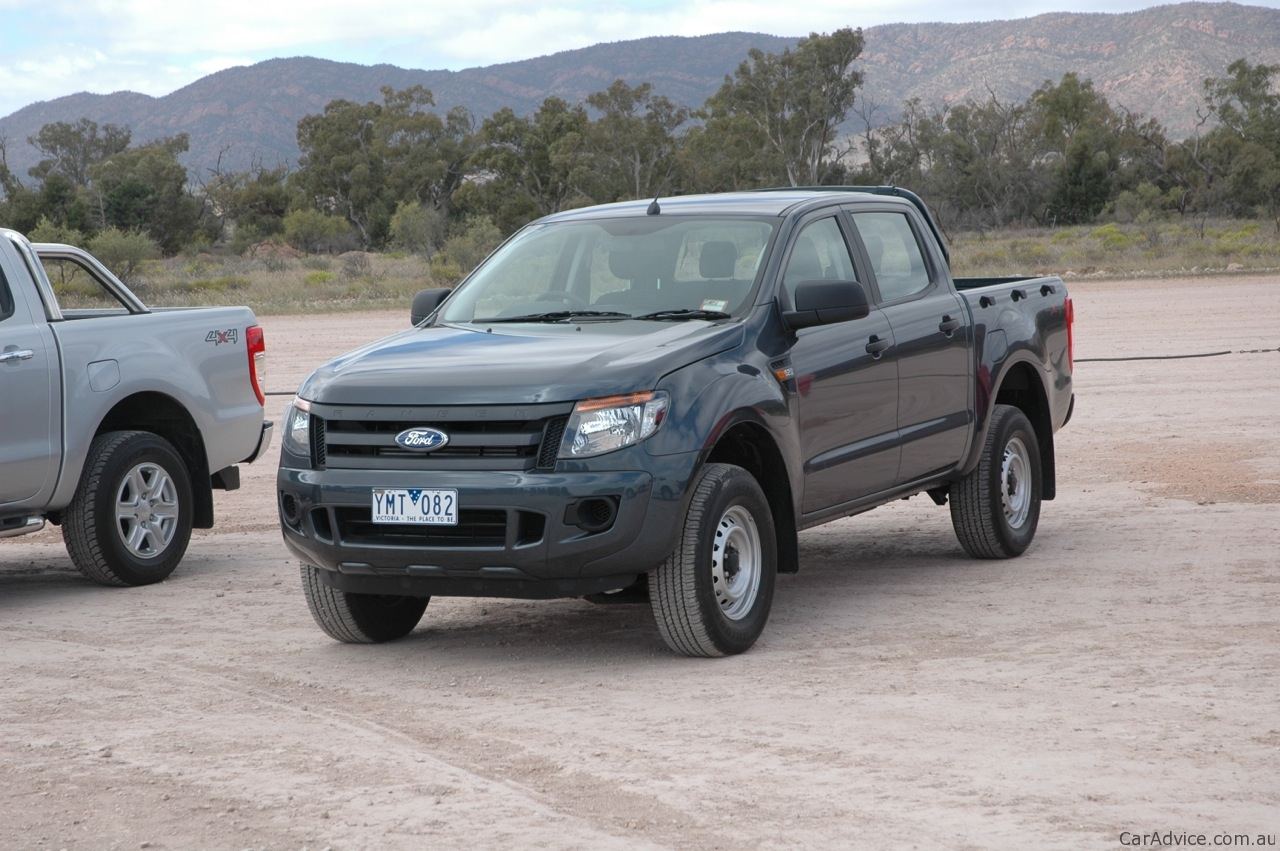 Ford Ranger Review Caradvice