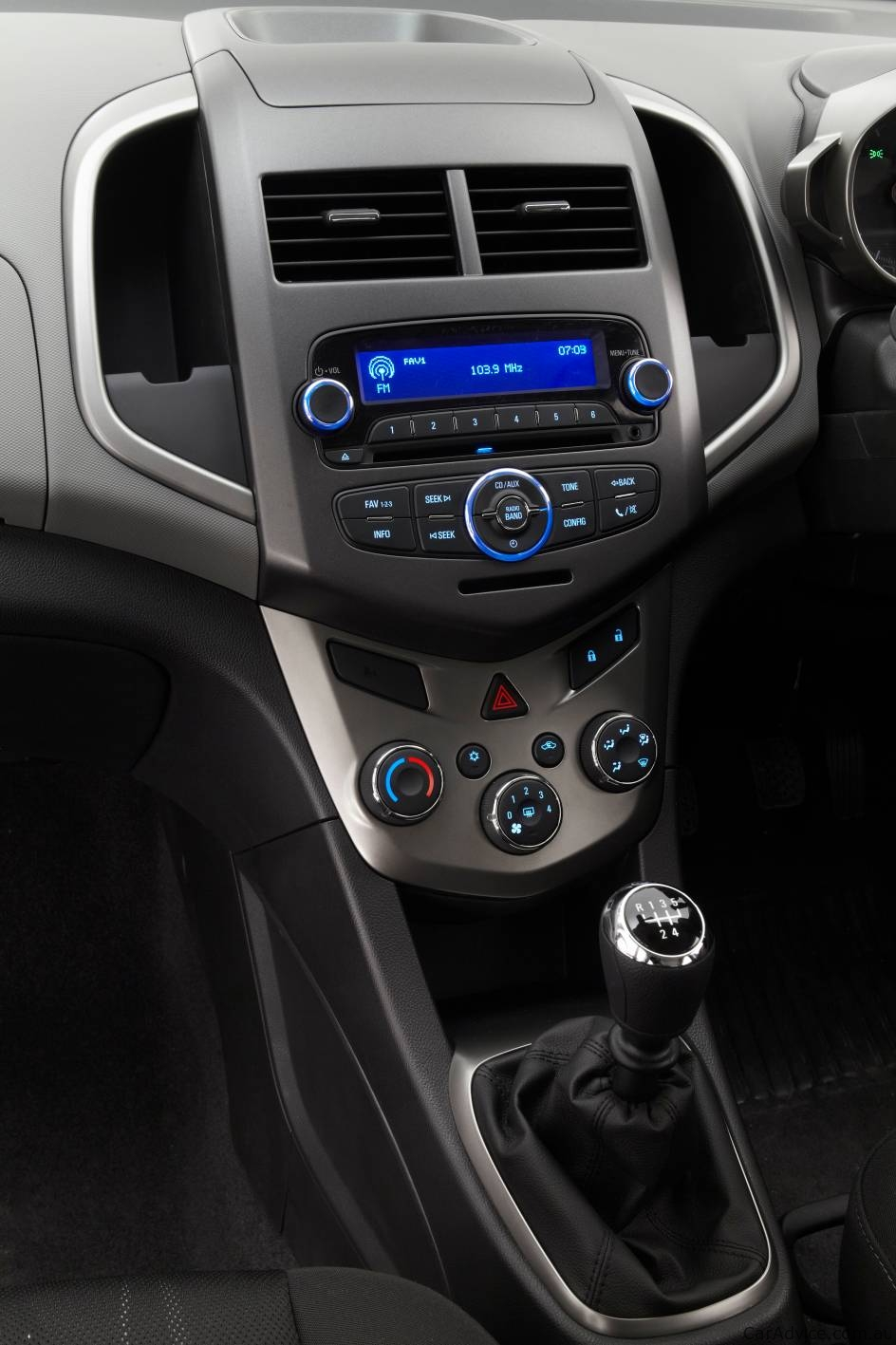 2012 Holden Barina Australian Prices And Specifications