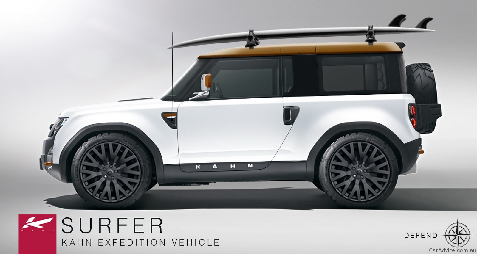Land Rover DC100 Concept by Project Kahn - Photos (1 of 4)