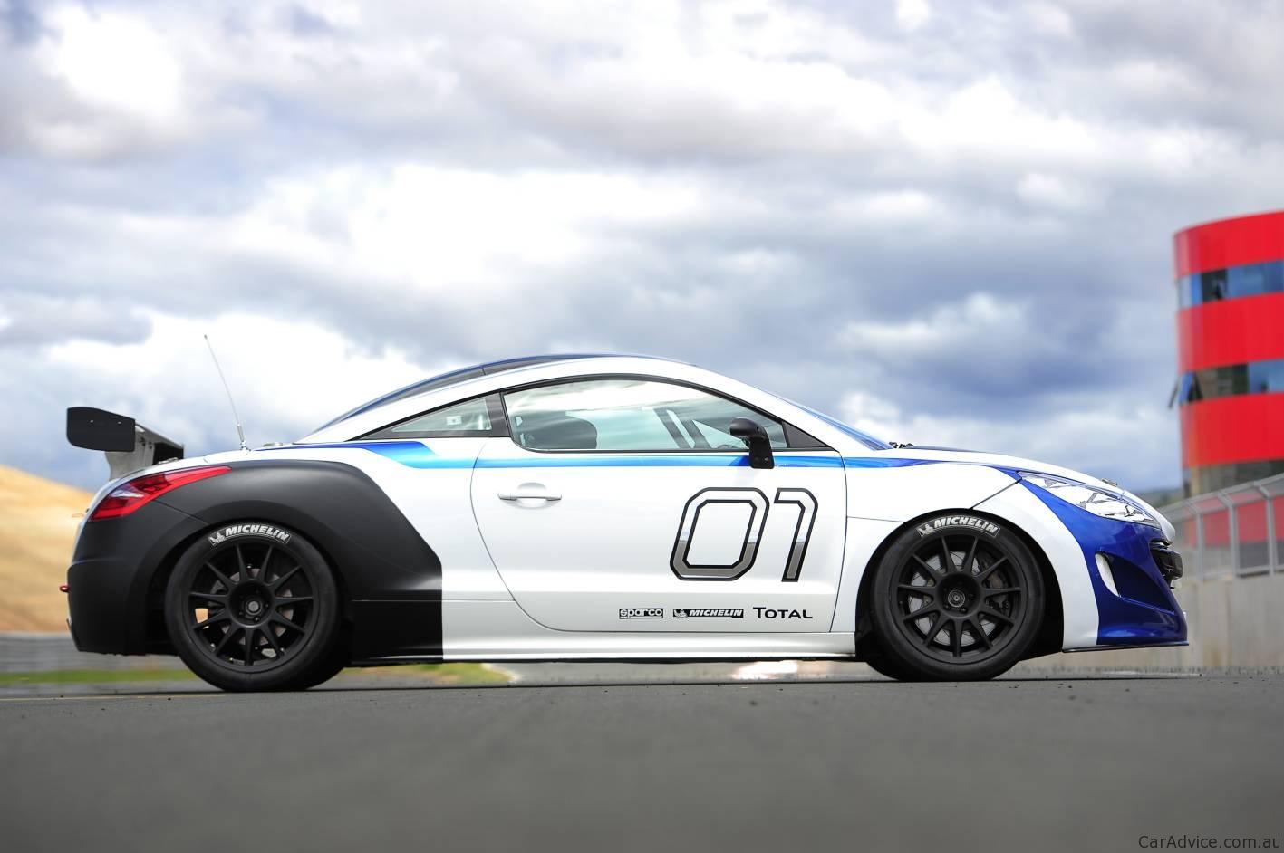 Rcz Peugeot Sport Unveiled Photos 1 Of 5