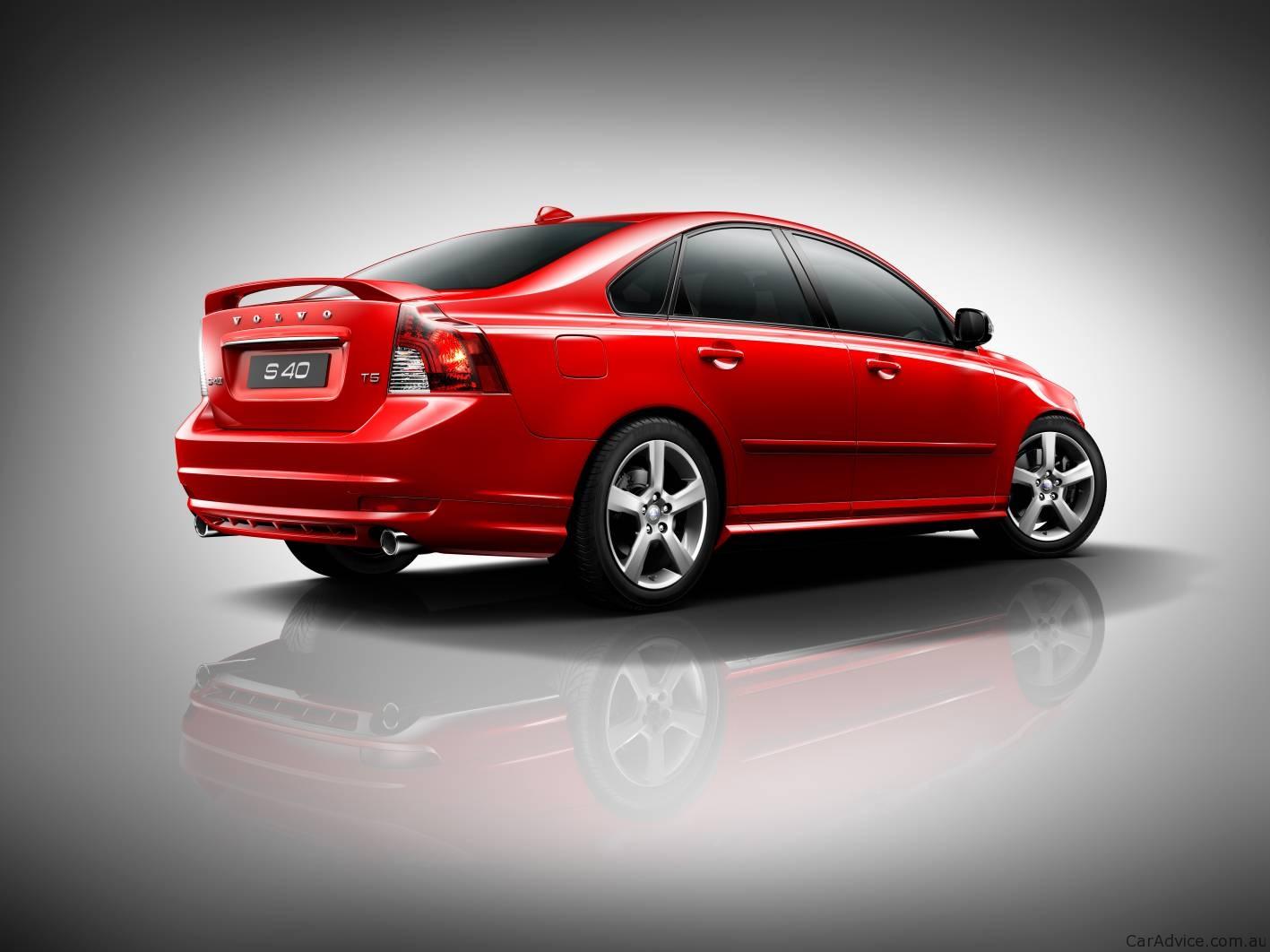 2012 Volvo S40, V50 updates on sale in Australia - Photos ...