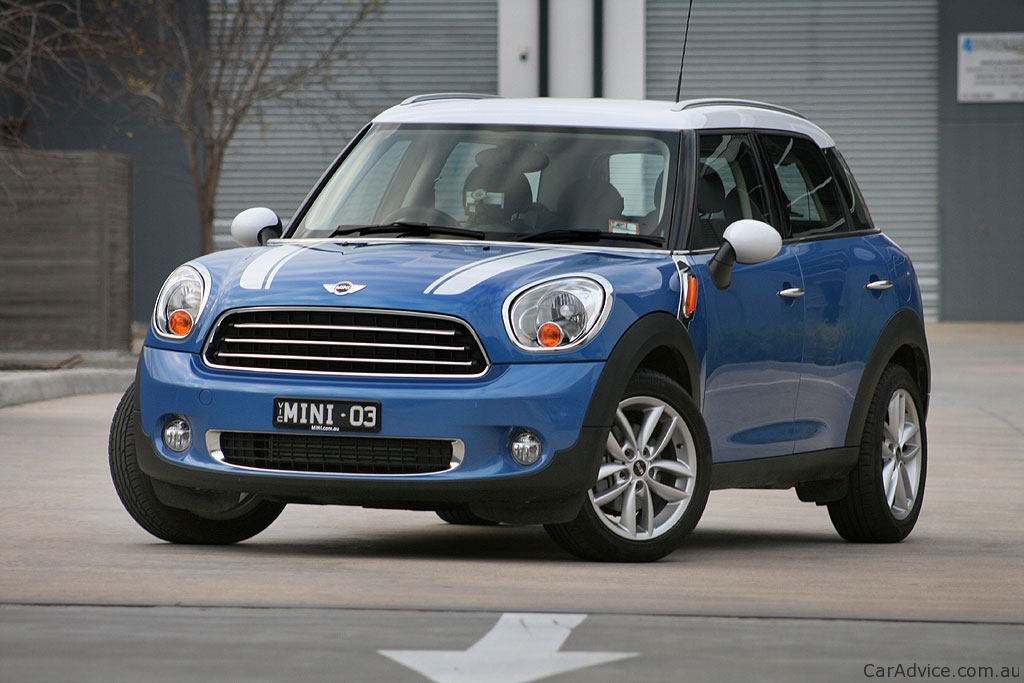 mini cooper d countryman review caradvice. Black Bedroom Furniture Sets. Home Design Ideas