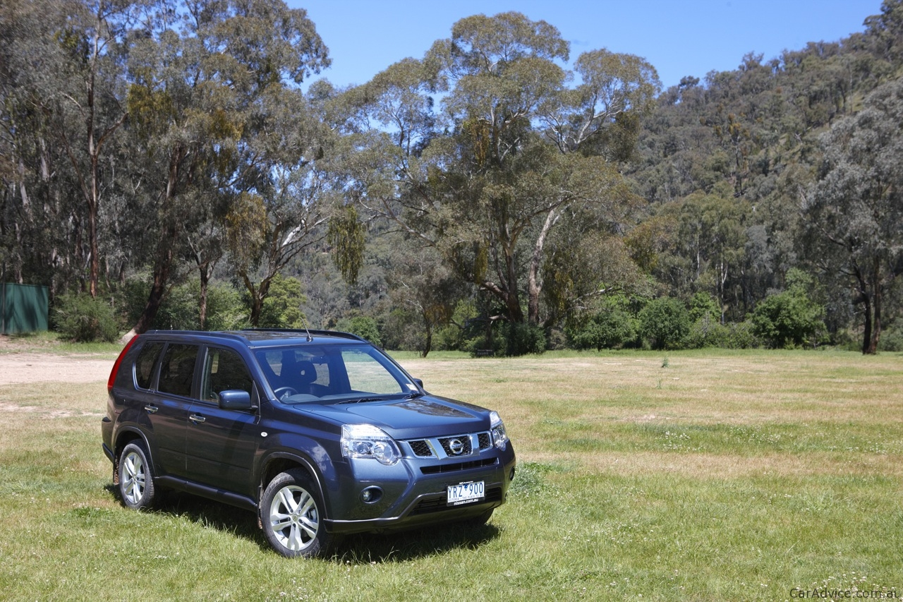 Nissan X-Trail & Pathfinder Off-road Review   CarAdvice