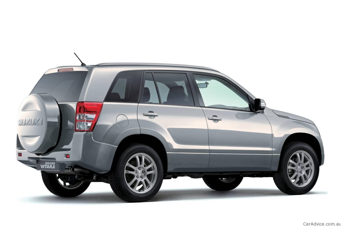 Suzuki Grand Vitara Sport On Sale In Australia Photos 1