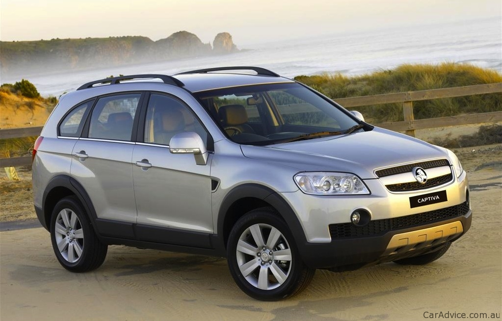 Holden Captiva Holden Cruze And Holden Epica Diesels Recalled Photos 1 Of 5