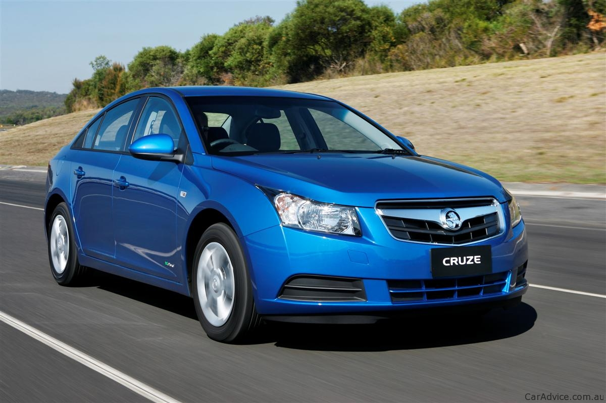 Holden Cruze Specs Caradvice Autos Post