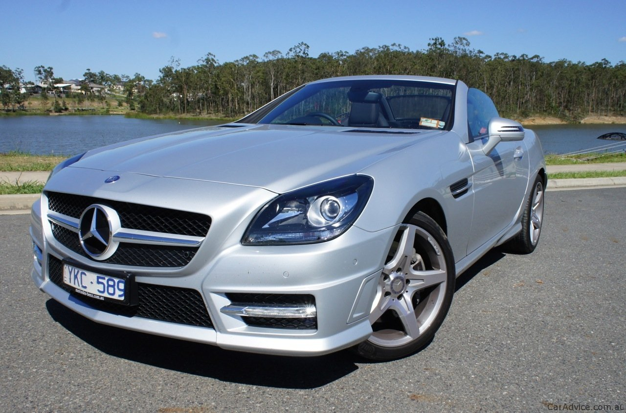 Mercedes benz slk 200 review caradvice for 2010 mercedes benz slk