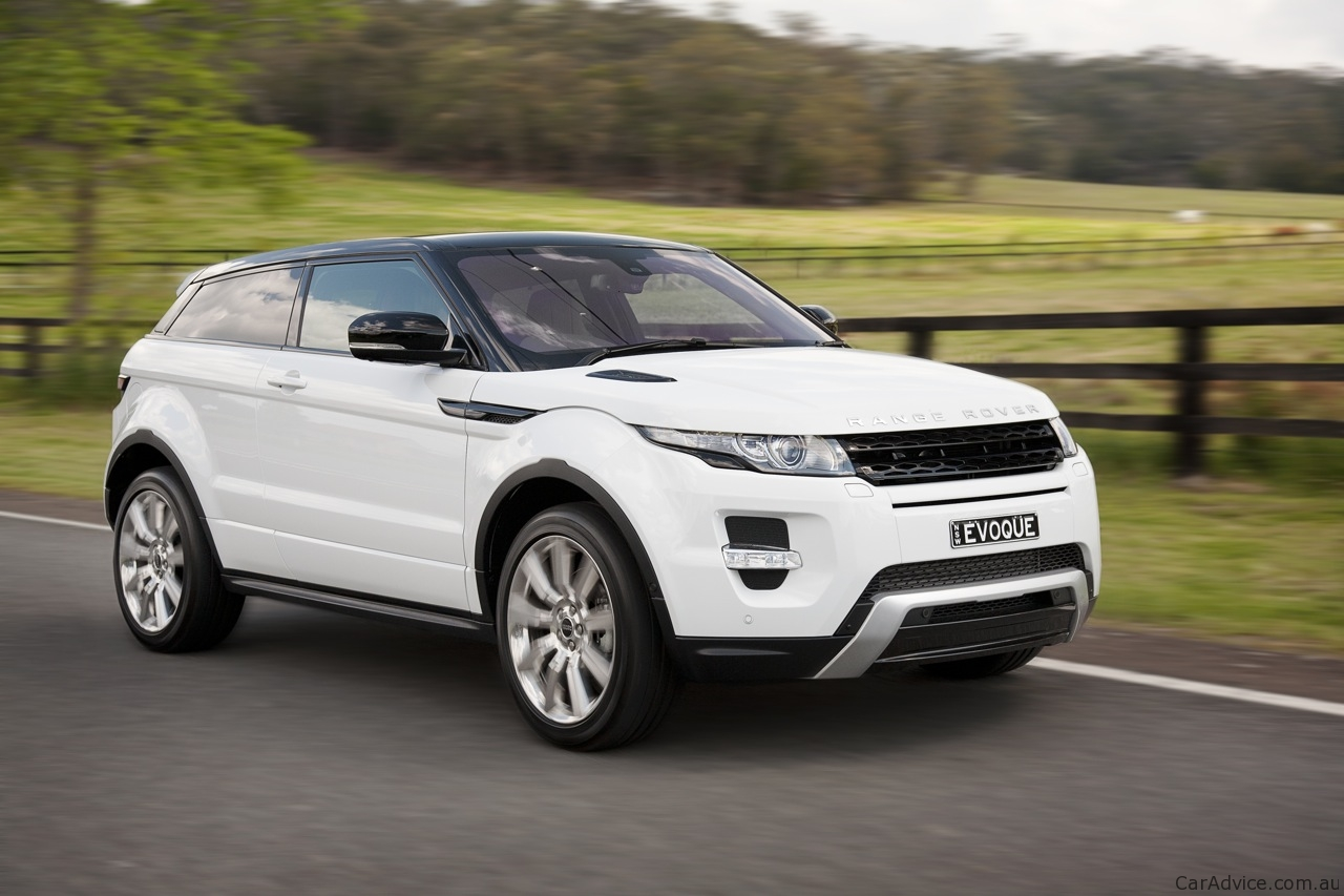 Range Rover Evoque Review Caradvice