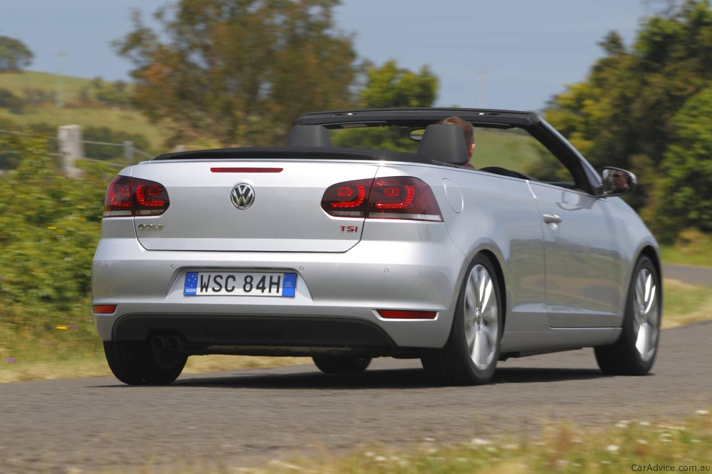 2012 Volkswagen Golf Cabriolet On Sale In Australia