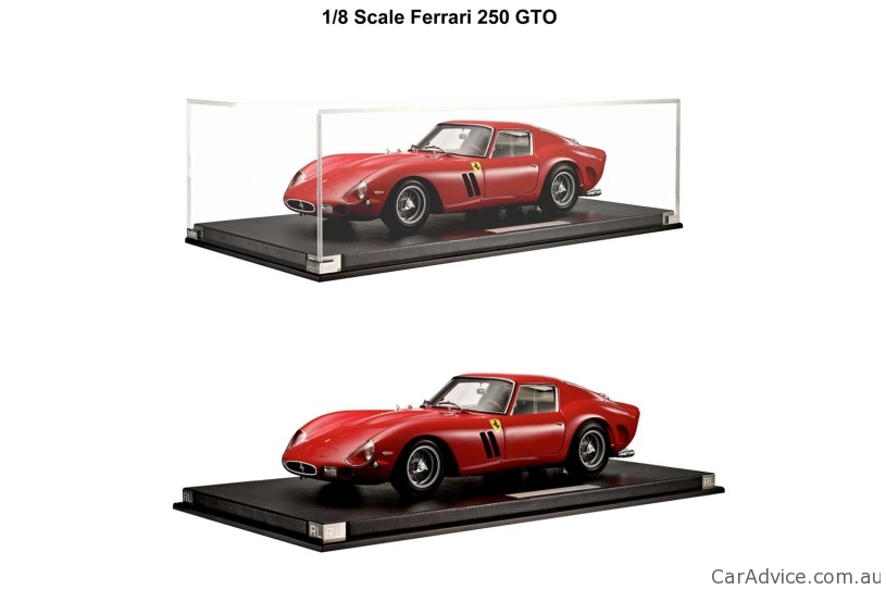 Ralph Lauren Introduces 1 8 Scale Models Based On His Car