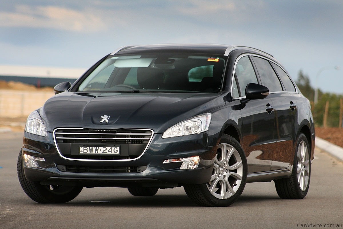 Peugeot 508 Touring Review Caradvice