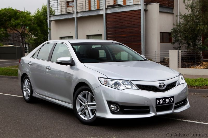 2012 Toyota Camry Prices And Specifications Photos 1 Of 18