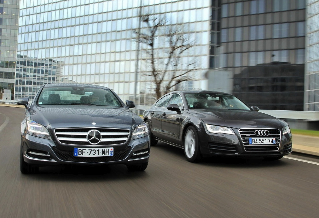 Audi to overtake mercedes benz to become no 2 premium for Mercedes benz brands