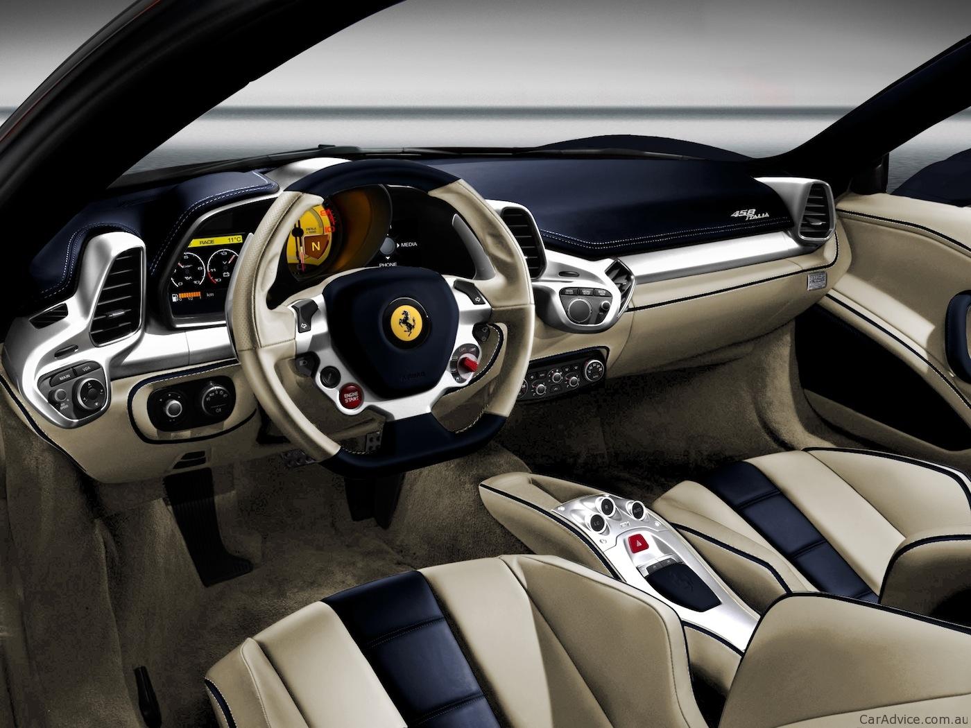 Ferrari Italia 458 >> Ferrari Tailor Made program - Photos (1 of 40)