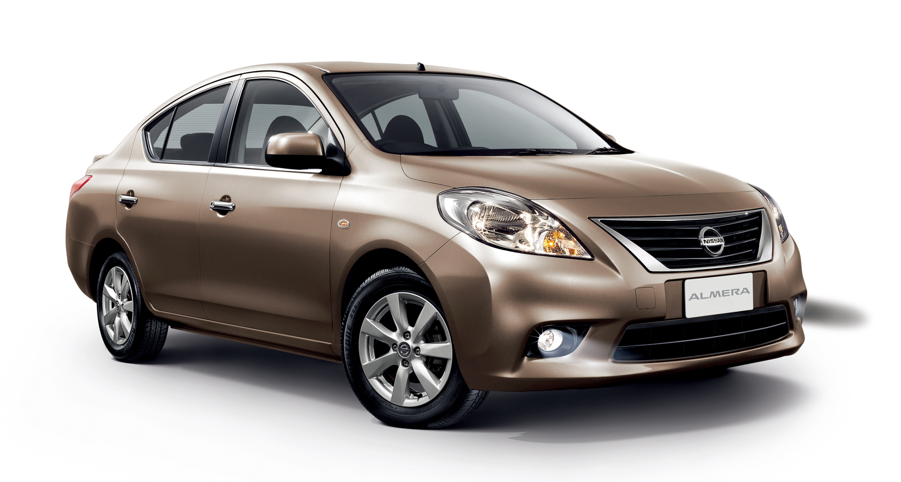 Nissan Almera Coming In 2012 Photos 1 Of 3
