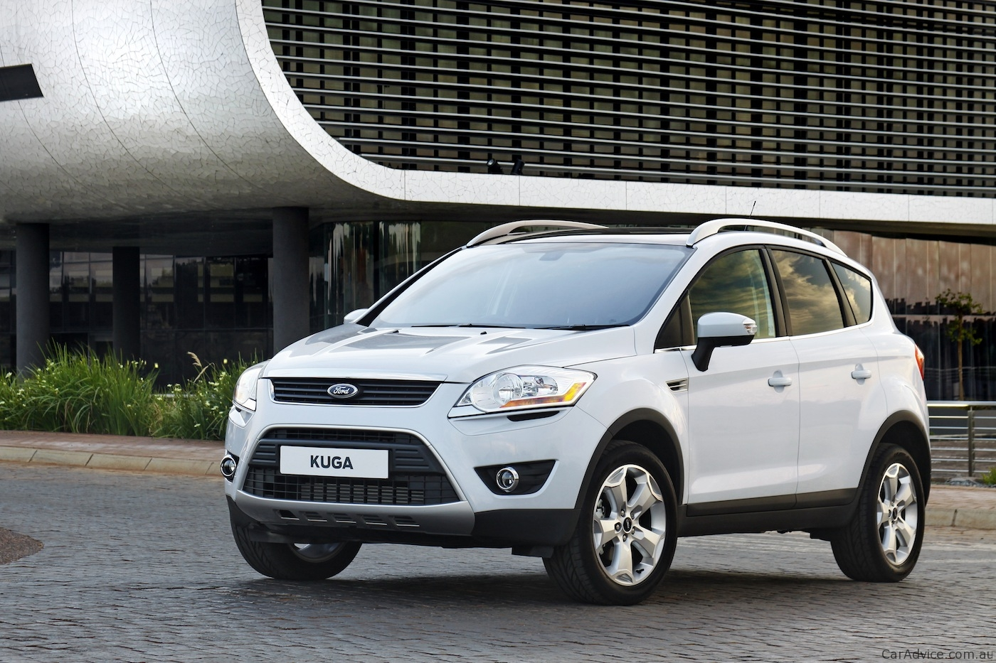 2012 ford kuga compact suv here in march photos 1 of 9. Black Bedroom Furniture Sets. Home Design Ideas