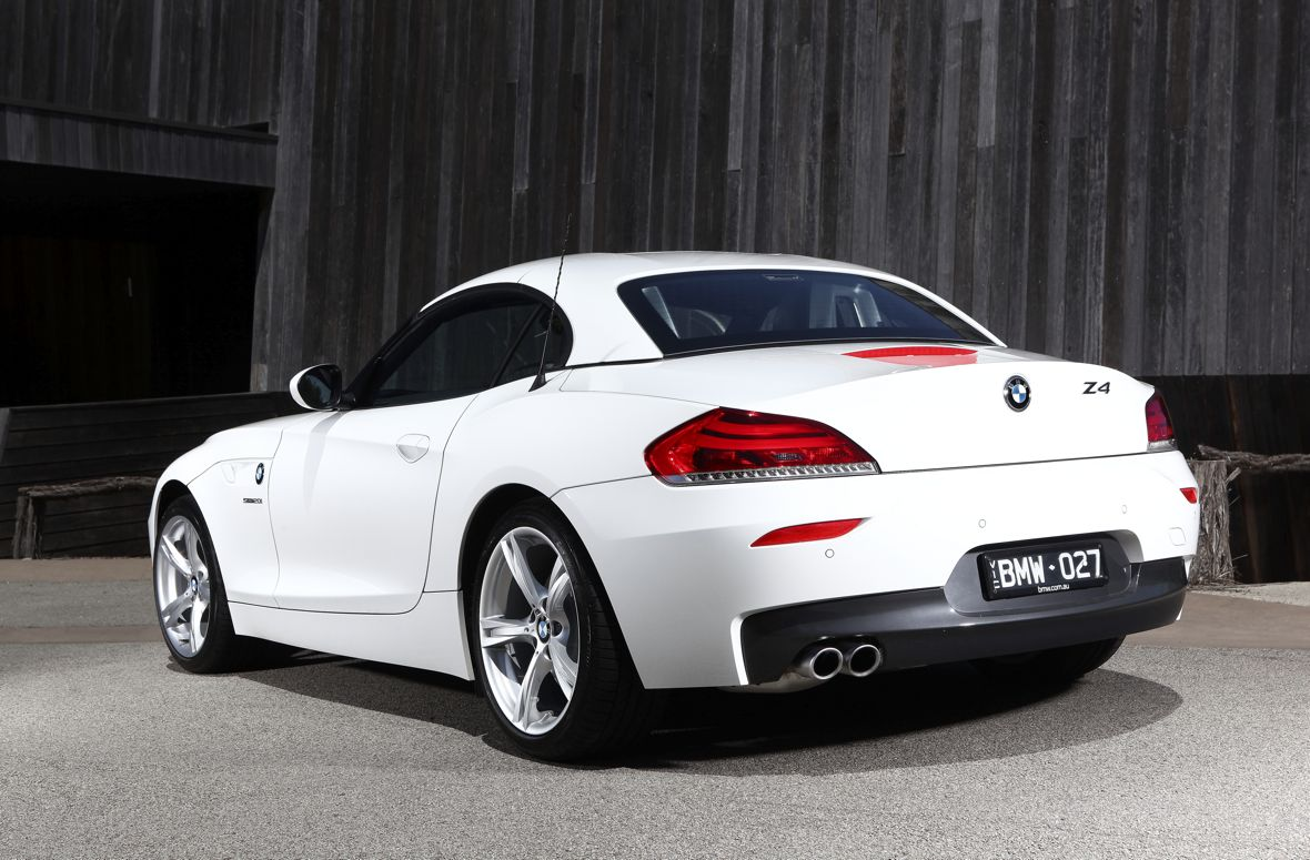 Bmw Z4 Sdrive20i Amp Sdrive28i Review Caradvice