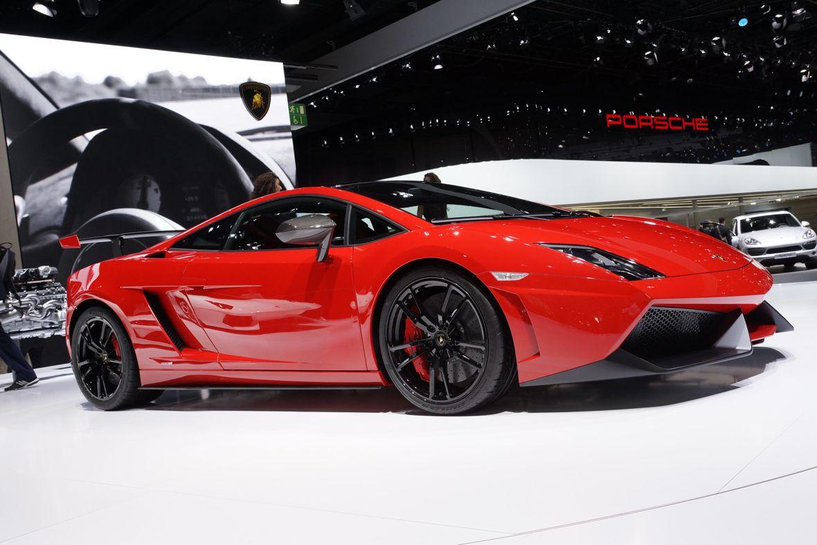 Lamborghini: New Cars 2012 - Photos (1 of 8)