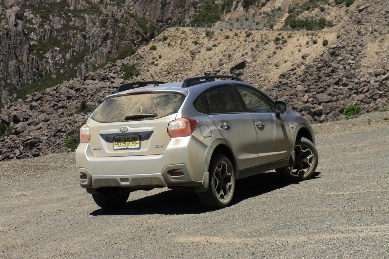 Subaru XV Reviews