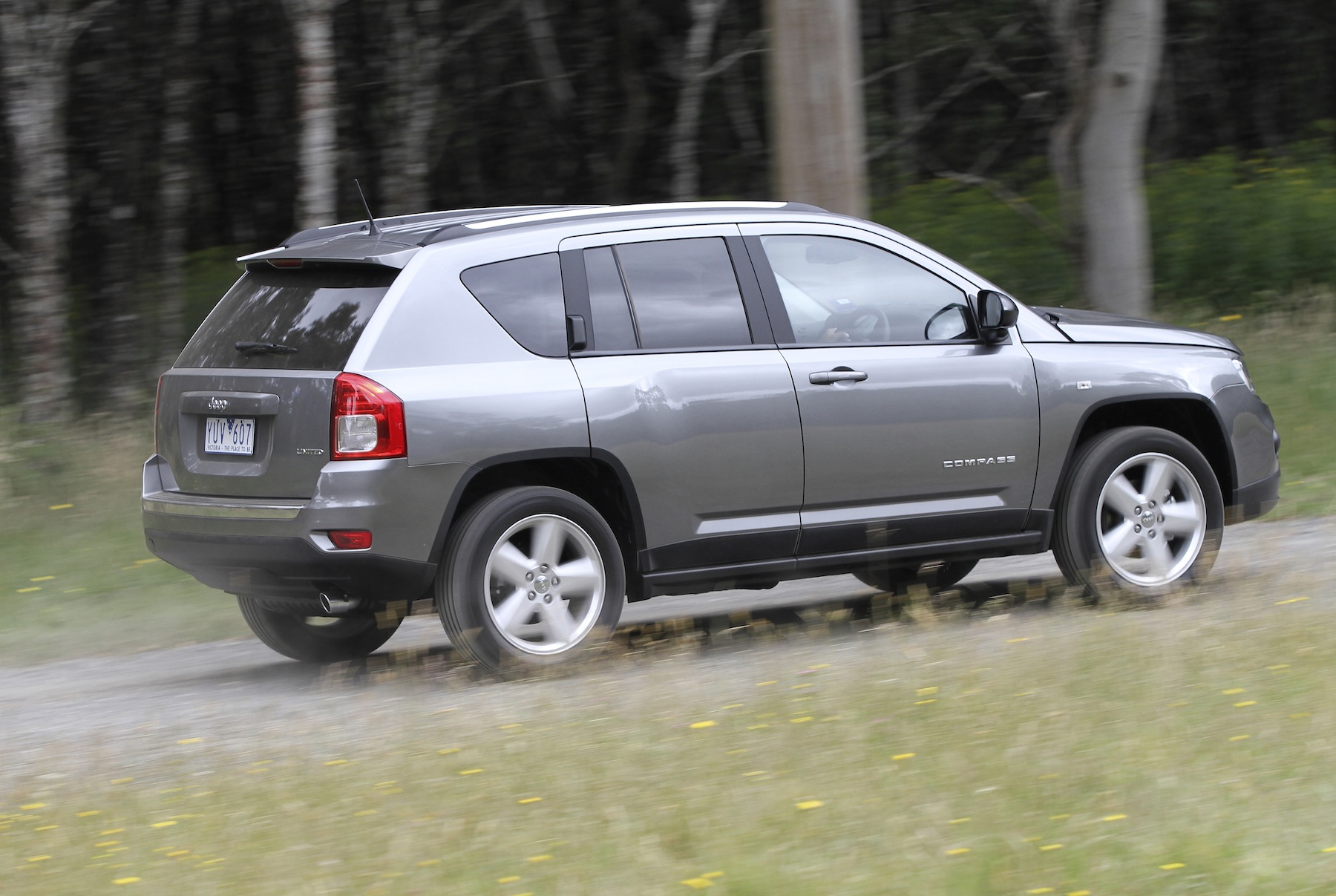 jeep compass review caradvice. Black Bedroom Furniture Sets. Home Design Ideas
