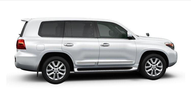 2012 Toyota Landcruiser 200 Series On Sale In Australia In