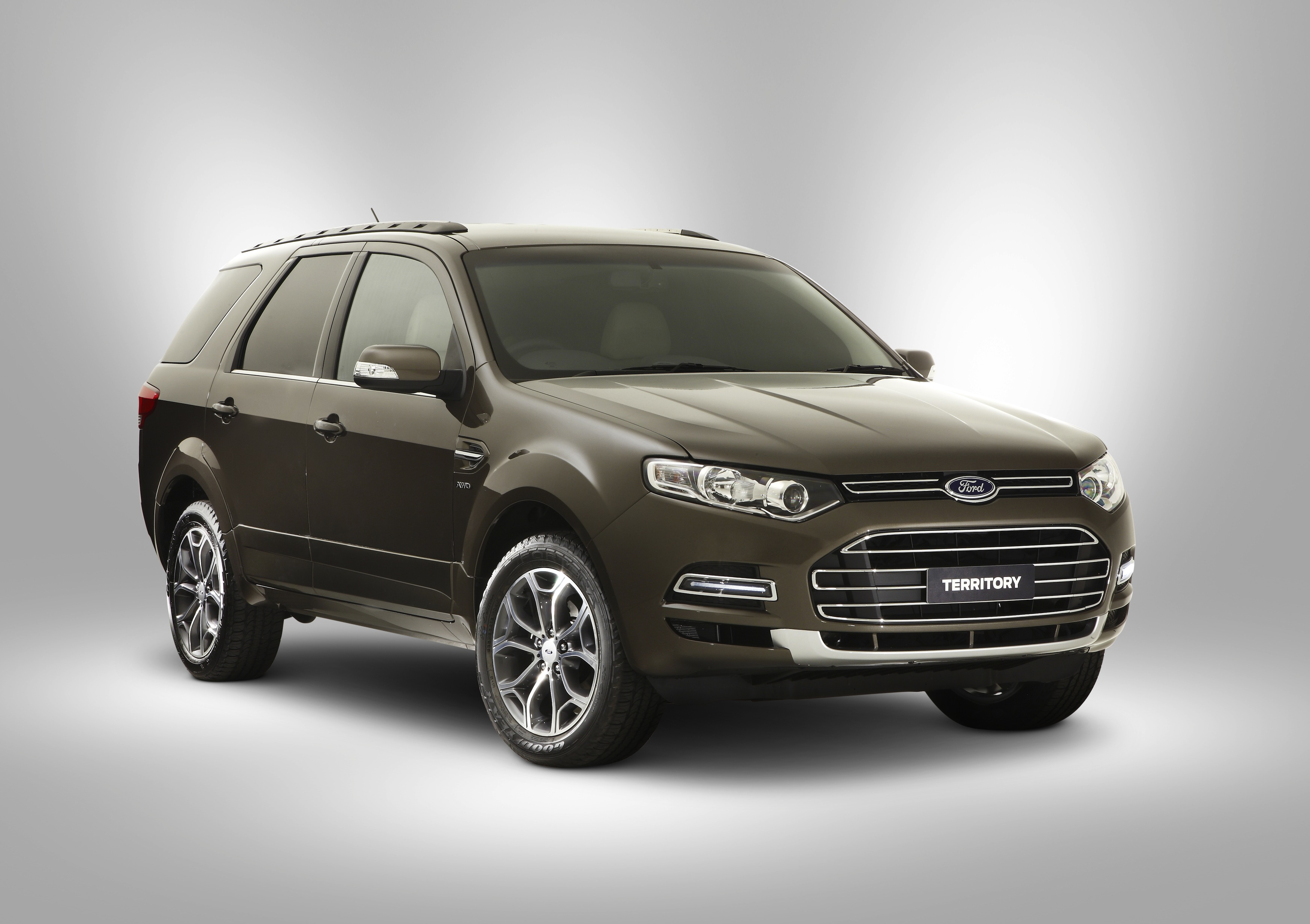 Ford Falcon And Territory Safe Until 2016 Photos 1 Of 9