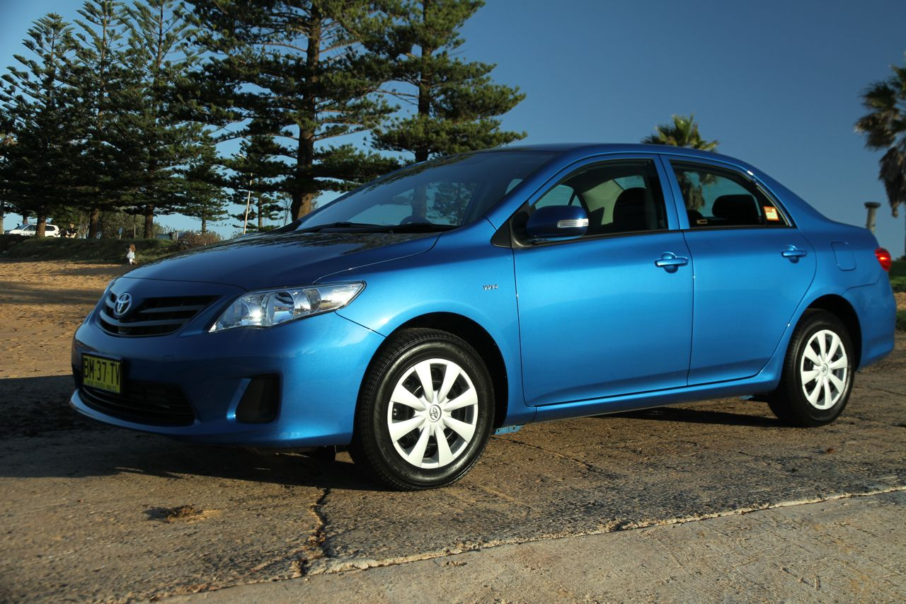 toyota corolla review caradvice. Black Bedroom Furniture Sets. Home Design Ideas
