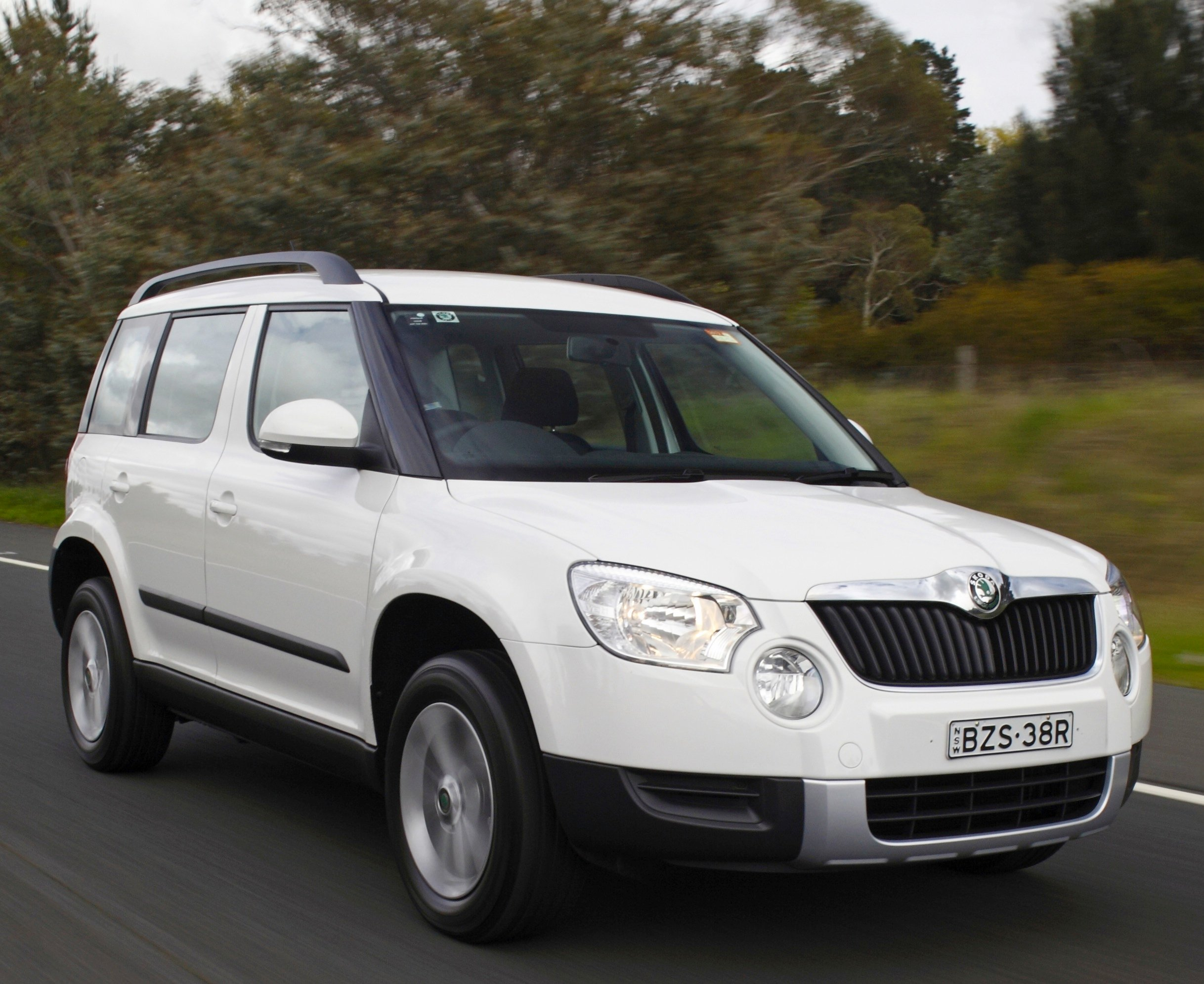 skoda yeti 77tsi review caradvice. Black Bedroom Furniture Sets. Home Design Ideas