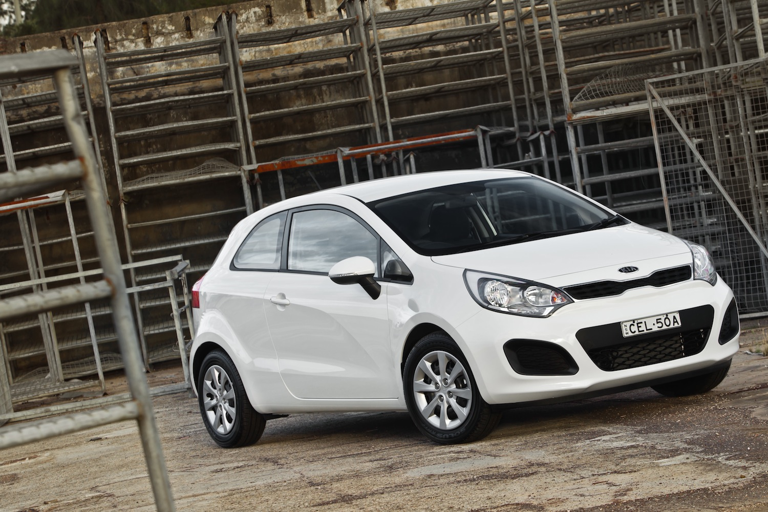 Kia Rio 3 Door Hatch Sedan Review Caradvice